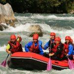 rafting toscana garfagnana lucca